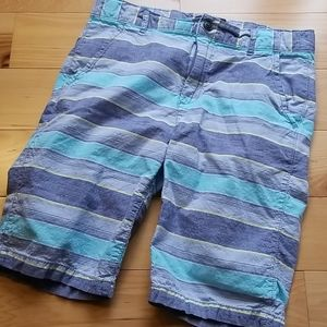 Boys striped shorts 12 Children's place